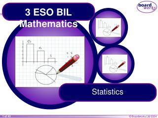 3 ESO BIL Mathematics