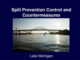 Spill Prevention Control and Countermeasures