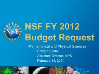 NSF in the Broader Context