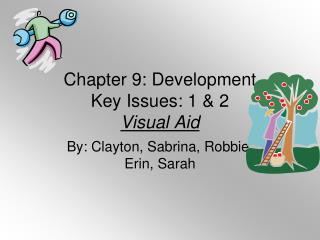 Chapter 9: Development Key Issues: 1  2 Visual Aid
