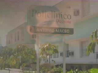 """POLICLÍNICO UNIVERSITARIO """"ANTONIO MACEO"""""""