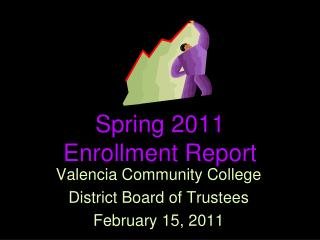 Spring 2011 Enrollment Report