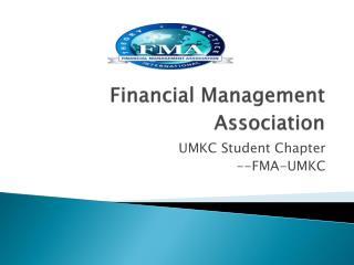 Financial Management Association