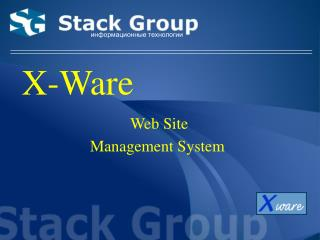 Web Site Management System