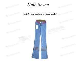 Unit  Seven Unit7 How much are these socks ?