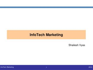 InfoTech Marketing