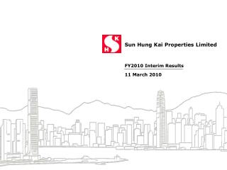 Sun Hung Kai Properties Limited