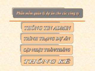THÔNG TIN ADMIN