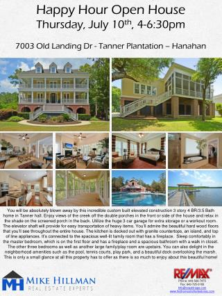 Phone : 843-568-7475 Fax: 843-725-0183  Info@coastlineps findhomesincharlestonsc