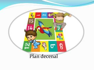 Plan decenal