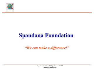 Spandana Foundation