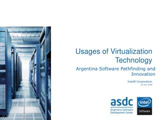 Argentina Software Pathfinding and Innovation