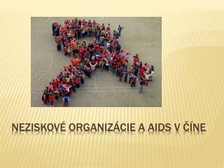 Neziskové  organizáciE  a AIDS v Číne
