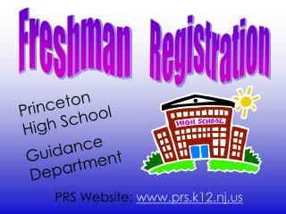 PRS Website: prs.k12.nj