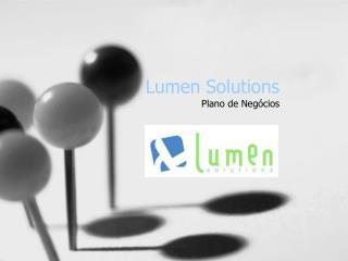 Lumen Solutions