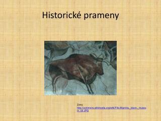 Historické prameny