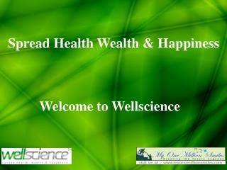 Spread Health Wealth & Happiness