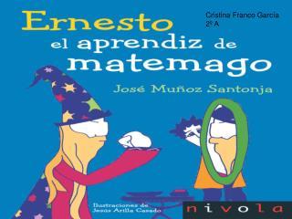 Cristina Franco García 2º A
