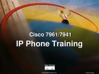 Cisco 7961/7941