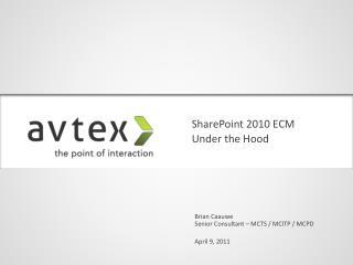SharePoint 2010 ECM