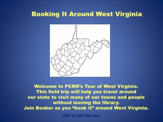 Booking It Around West Virginia
