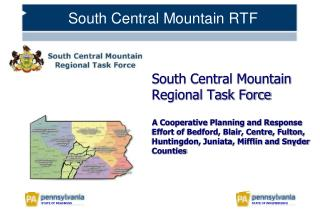 South Central Mountain Regional Task Force
