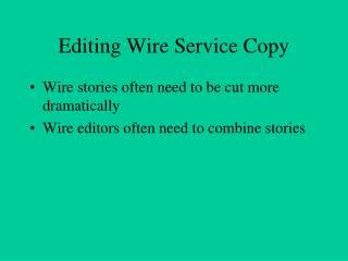 editing an essay powerpoint
