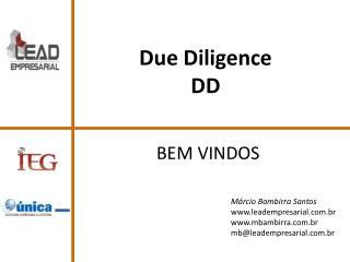 Due Diligence DD