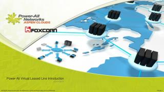 Power-All Virtual Leased Line Introduction  Jun-9-2014