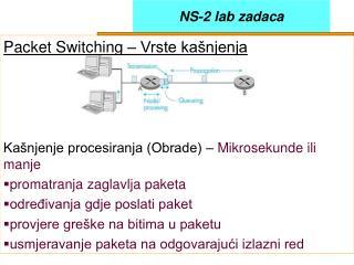 NS-2 lab  zadaca