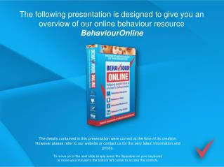 Download - Behaviour Online