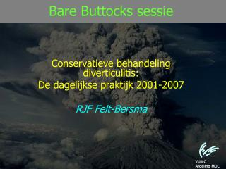 Bare Buttocks sessie