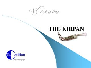 THE KIRPAN