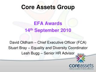 Core Assets Group