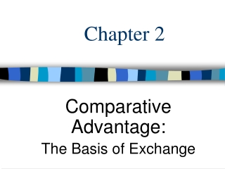 Chapter 1  Economics and the Economy   Chapter 2  The Tools of Economic Analysis