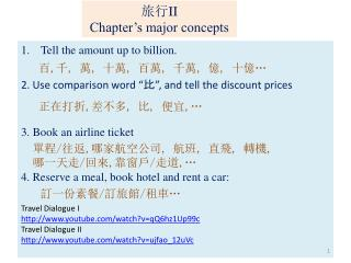 Tell the amount up to billion. 3. Book an airline ticket