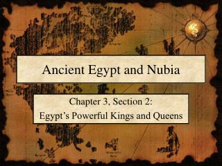 Ancient Egypt and Nubia