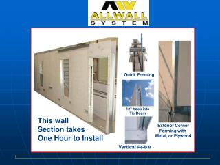 Slide 1 - All Wall System