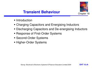 Transient Behaviour