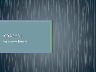YDASYS1