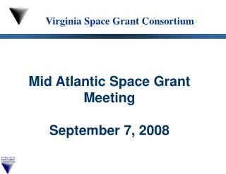 RockOn...   A Sounding Rocket Payload Workshop  Colorado  Virginia Space Grant Consortium  Overview  June 22   June 27,