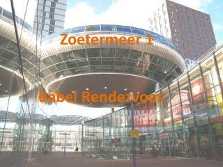 Zoetermeer  1