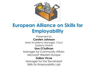 European Alliance on Skills for Employability
