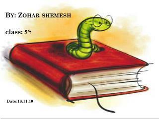 By: Zohar shemesh