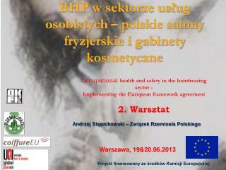 BHP w sektorze usług osobistych – polskie salony fryzjerskie i gabinety kosmetyczne