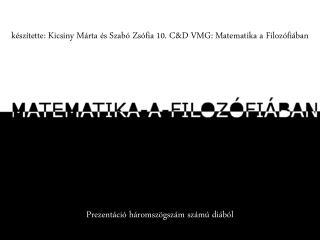 Prezentáció háromszögszám számú diából