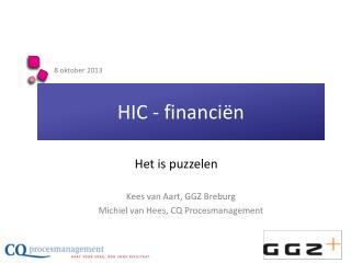 HIC - financi�n