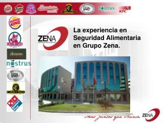 The Zena Group is the multi-brand leader in Spanish restaurants: