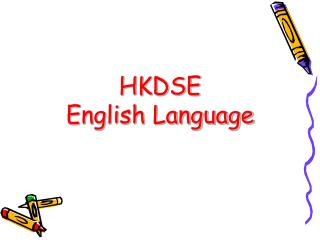 HKDSE  English Language