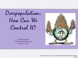 Overpopulation: How Can We Control It